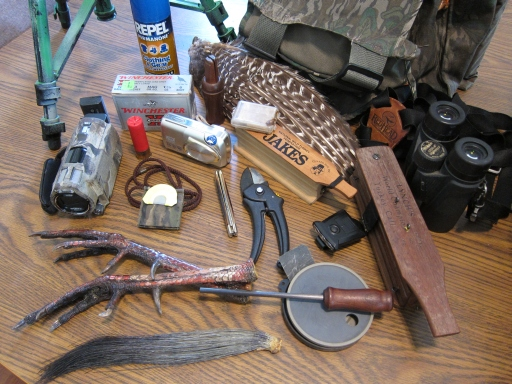 My Turkey gear 3-24-12 005