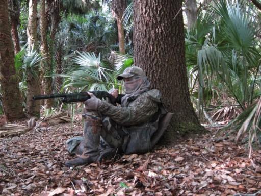 Turkey Hunting Blind Chair Florida Turkey
